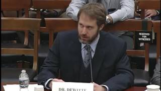 """Rep. Higgins Q&A on """"Energy Innovation: Letting Technology Lead"""""""