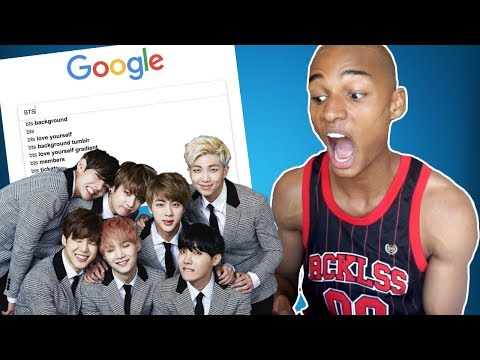 REACTING TO BTS FOR THE FIRST TIME! (FUNNY AF)