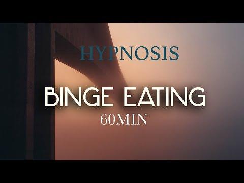 60MIN - HYPNOSIS - BINGE EATING - CERTIFIED HYPNOTIST