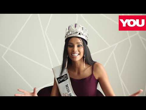 21 random facts about our new Miss SA – including her silly nickname!