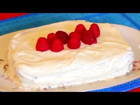 Easy Cake Frosting Recipe