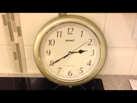 SkyScan Atomic Clock Advancing Time