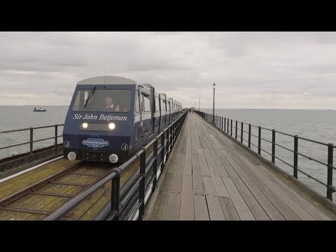 The Longest Pleasure Pier in the World and its Train