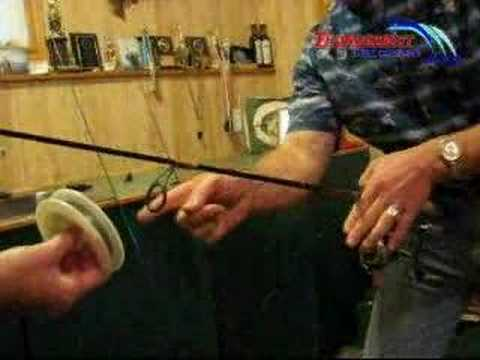 How to Spool Line onto your Reel and Prevent Fishing Line Twist (Spinning Reels)