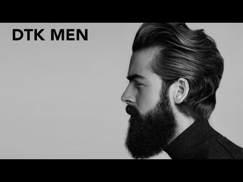 DTK MEN Hair Style Tutorial - Anti-Hipster Persona