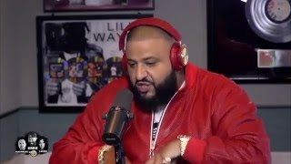 DJ Khaled Explains the Difference between Beatmakers and Producers