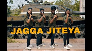 Jagga Jiteya | URI | Zenith | Choreography by Pragya Gehlot