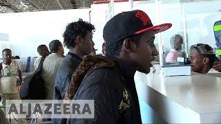🇸🇴 Somali refugees enslaved in Libya return home