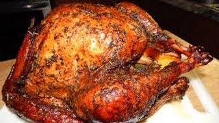How To Make A Perfect Thanksgiving Turkey Oven Roasted Turkey Recipe