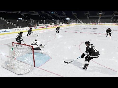 5 on 0 Goalie Challenge! - NHL 17