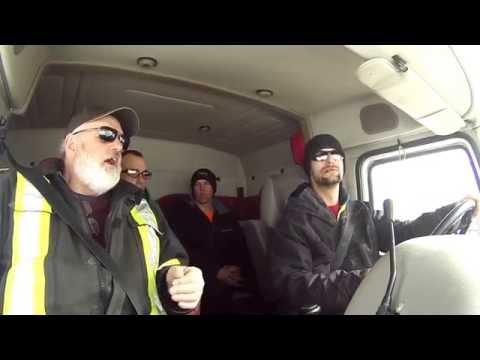 A Drive with Murray, from Ontario's 5th Wheel Training Institute