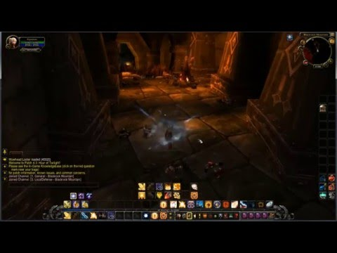 How to find the entrance to Blackrock Spire - World of Warcraft