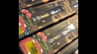 Wonka Oil Cartridge