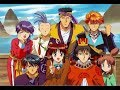 Fushigi Yugi Ova 3 Capitulo 3 - El Destino De Las 7 Estrellas (Español Latino)
