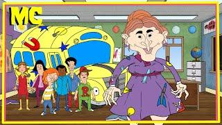 Field Trip - A Magic School Bus Cartoon
