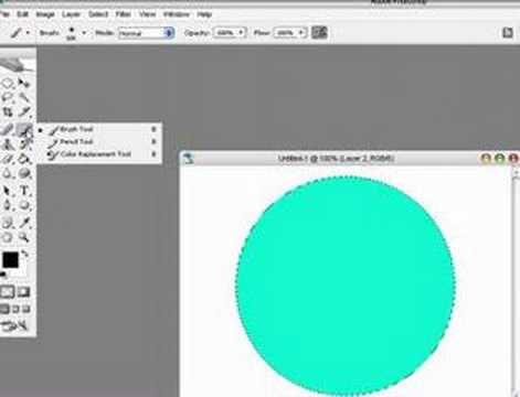 Create a 3D Sphere in Photoshop