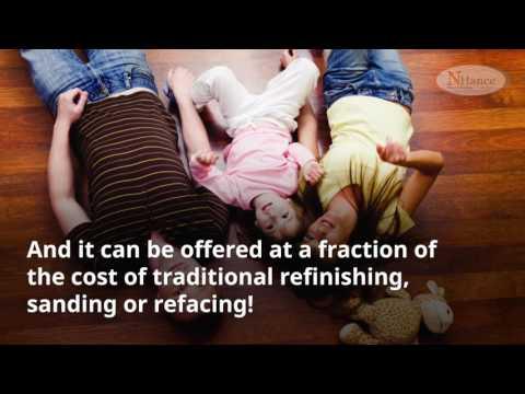 Basic Wood Renewal of Hardwood Floors