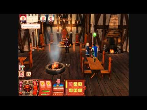 The Sims Medieval Let's Play Part 3