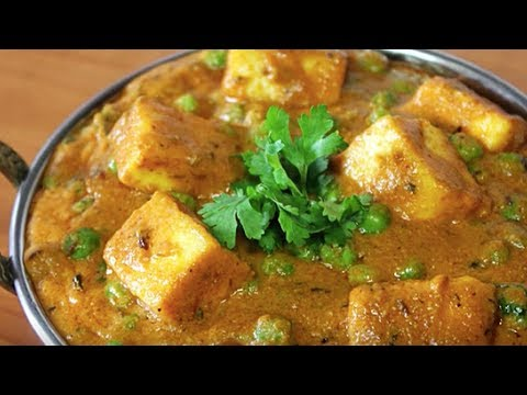 Mutter Paneer | North Indian Restaurant Style Gravy Recipe | Kanak's Kitchen