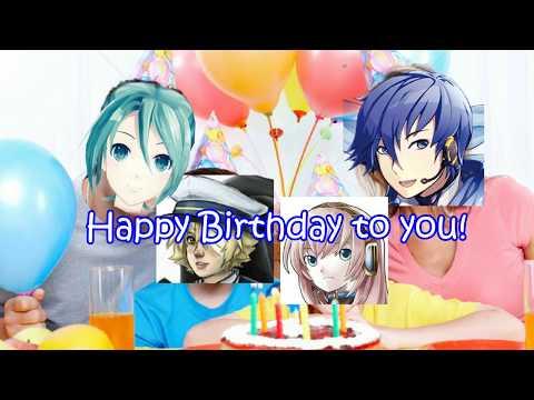 Happy Birthday! - VOCALOID Acapella (VOCALOID カバー)