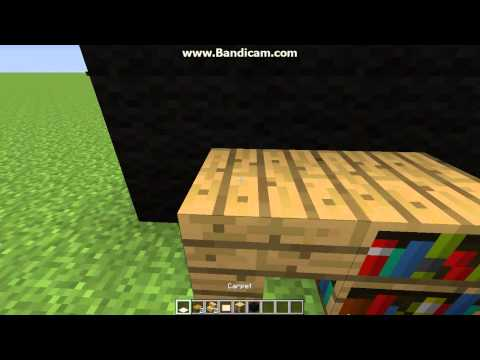 How to make a Desk in minecraft PS3/PS4/PC/XBox360/XboxOne