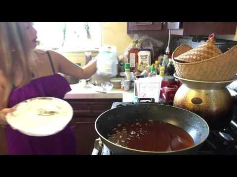How to make deep fried fish crispy