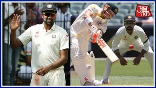 India vs Australia 2017 Live Updates: Australia All Out For 260; Ashwin Breaks Another Record
