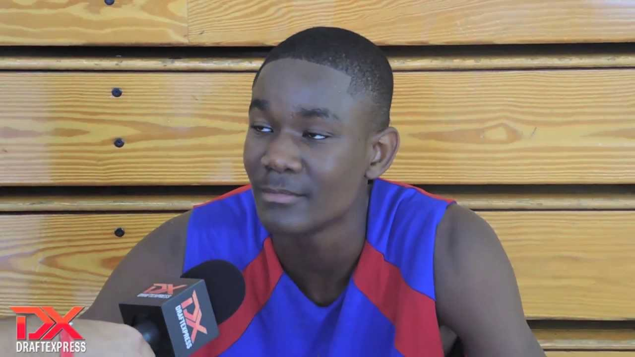 DeAndre Ayton 2013 Pangos All-American Camp Interview
