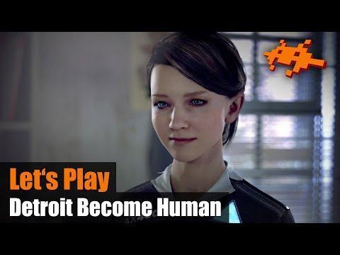 Detroit Become Human #02: Putzen, Waschen, Kochen [PS4 Pro]
