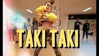 TAKI TAKI - DJ Snake (Feat. Selena Gomez, Ozuna, Cardi B) | Lydia Martorell Choreography