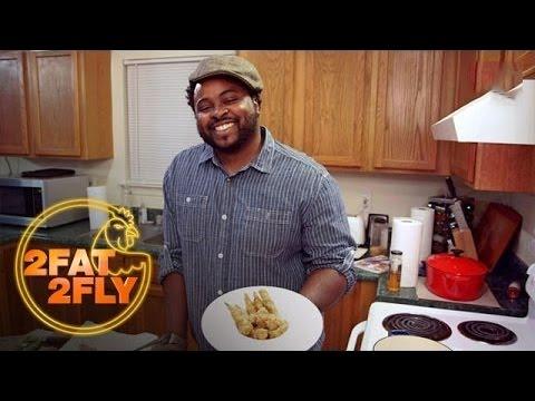 Ramone's Southern Fried Okra   2 Fat 2 Fly   Oprah Winfrey Network