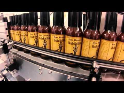 Doc Brown's Really Bad BBQ Sauce