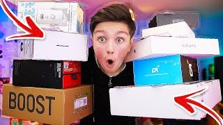 HUGE CHRISTMAS GIVEAWAY!! (1,000,000 Subscriber Special Giveaway)