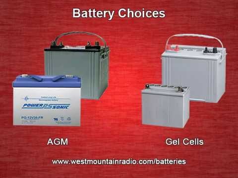 Choosing the Correct Battery