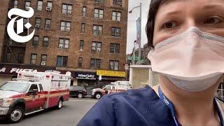 'People Are Dying': Battling Coronavirus Inside a N.Y.C. Hospital | NYT News