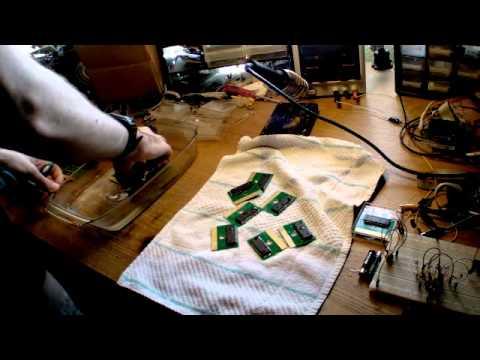 Building GameBoy cartridges (Airaki)
