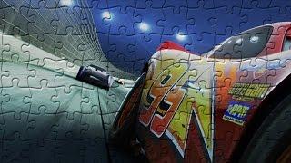 Cars 3 Movie Puzzle - Disney Pixar Cars 3 2017