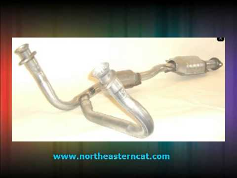 Ford Catalytic Converter, Replacing Ford Catalytic Converter - Northeasterncat.com