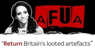 Afua Hirsch on the British Empire