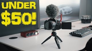 Camera Accessories UNDER $50 Worth Buying!