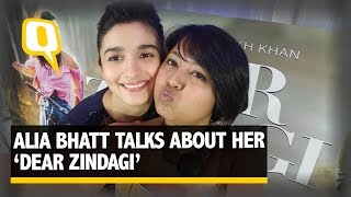 The Quint: Alia Bhatt Talks About Dear Zindagi, Working With Shah Rukh Khan & More