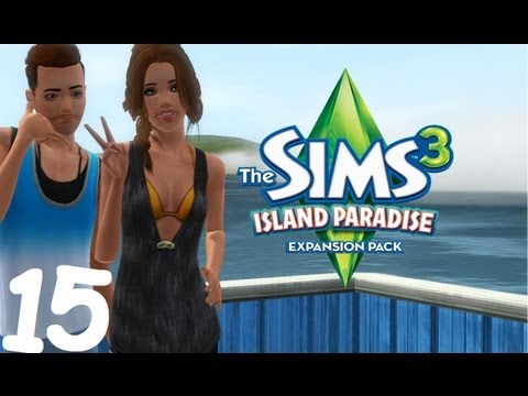 Let's Play: The Sims 3 Island Paradise - (Part 15) - Mermaid Woohoo