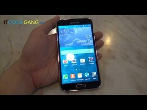 IT Review Clip : Samsung Galaxy S5 (Thai Language)