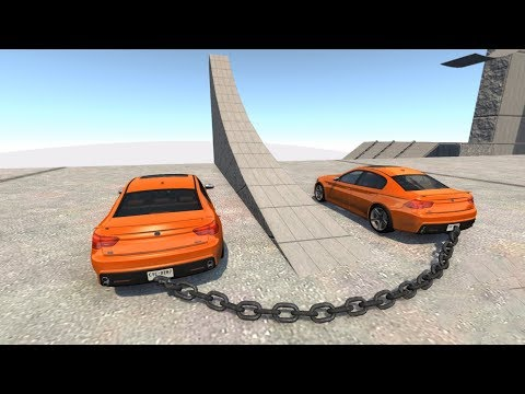 BeamNG Drive High Speed Jumps/Crashes Compilation (BeamNG Drive Satisfying Shredding Videos)