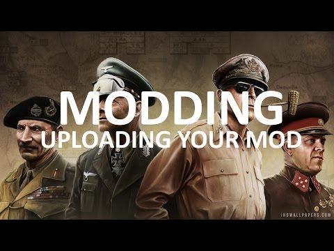Uploading Your Mod - Hearts of Iron IV Modding #11