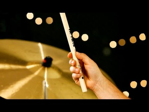 How to Hold Your Drumsticks | Drumming