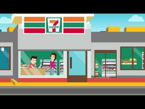 7-Eleven Bill Pay App