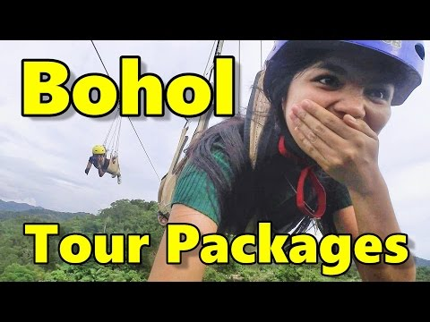 Chocolate Hills, Tarsier,  & River Cruise: Tour Packages, Bohol Philippines