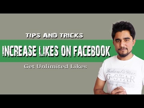 How To Increase Likes On Facebook Photos And Status | Tips And Tricks