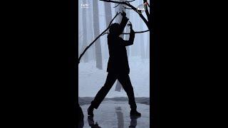 [BANGTAN BOMB] 'Black Swan' Stage CAM (Jin focus) @ 2020 SBS 가요대전 - BTS (방탄소년단)